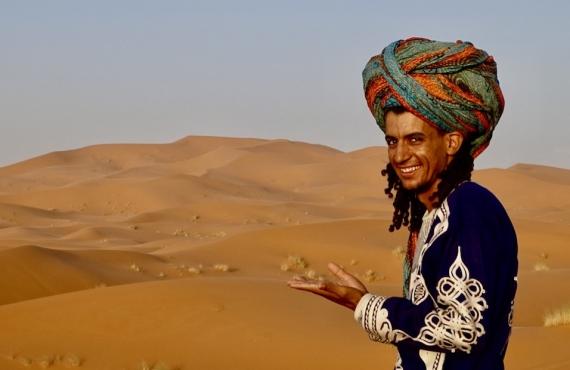 De Ouarzazate a las dunas de Merzouga por la ruta de las Kasbahs (Marruecos)
