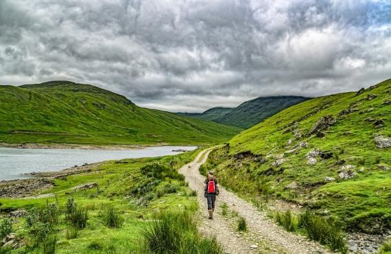 Cómo hacer el West Highland Way, el más famoso sendero de Escocia