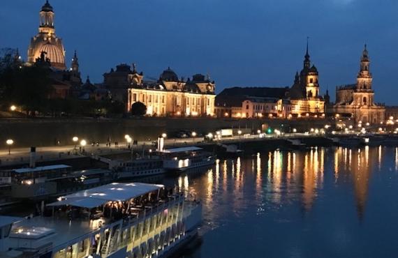 """Qué ver en Dresde, la """"Florencia del Elba"""""""