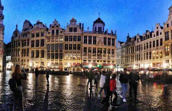 Una visita a Bruselas con el año Bruegel como excusa