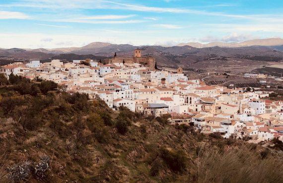 Ruta en coche por el interior de Almería