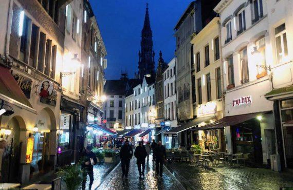 10 sitios que ver en Bruselas