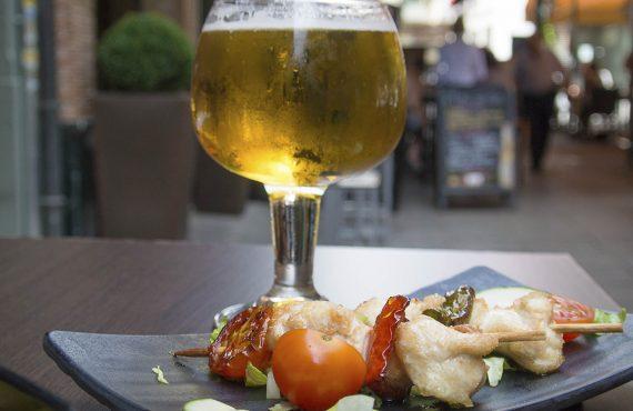 Los mejores bares y zonas para tapear de Granada