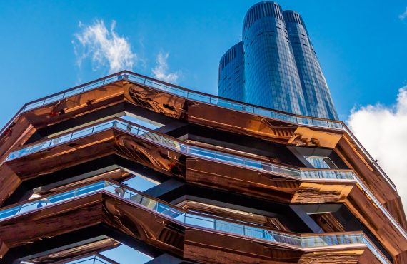 Cómo visitar The Vessel, en Hudson Yards (Nueva York)
