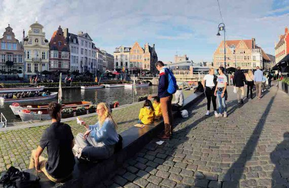 Sitios que ver, cervecerías emblemáticas y compras divertidas en Gante, la joya de Flandes