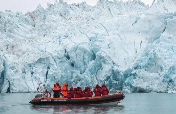 Cómo hacer turismo en Groenlandia