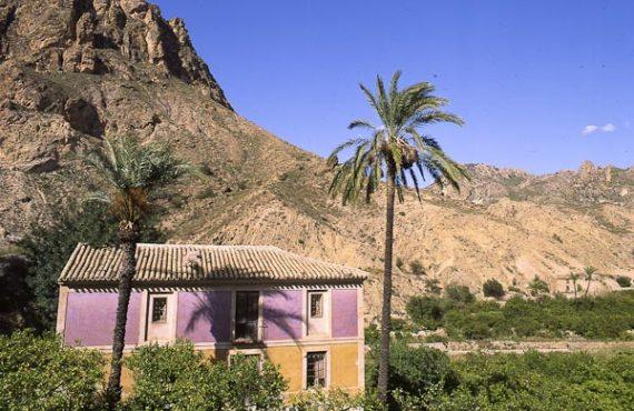 Sitios que ver en el valle de Ricote (Murcia)