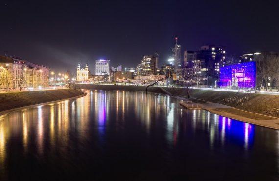 Qué ver en Vilna, la capital de Lituania
