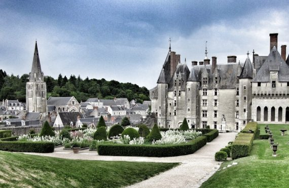 Ruta de los castillos del valle del Loira