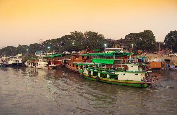 Qué ver en Mandalay (Birmania) y sus alrededores