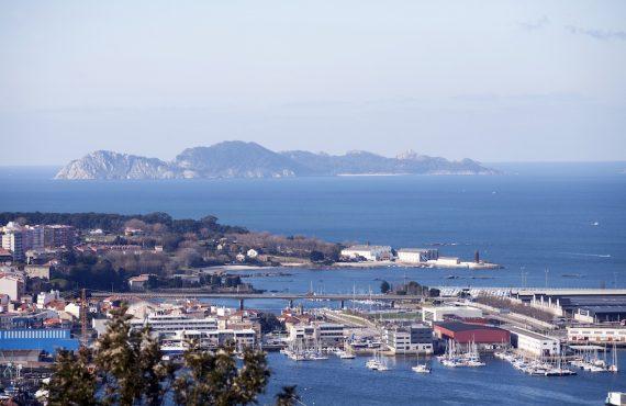 Sitios que ver en la ría de Vigo