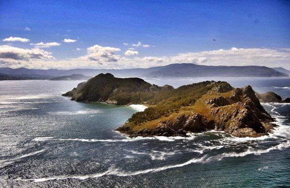 El parque nacional de las islas Atlánticas (Galicia)