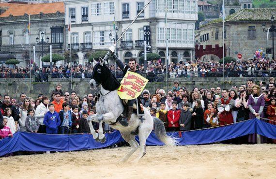 Las mejores fiestas de las rías Baixas
