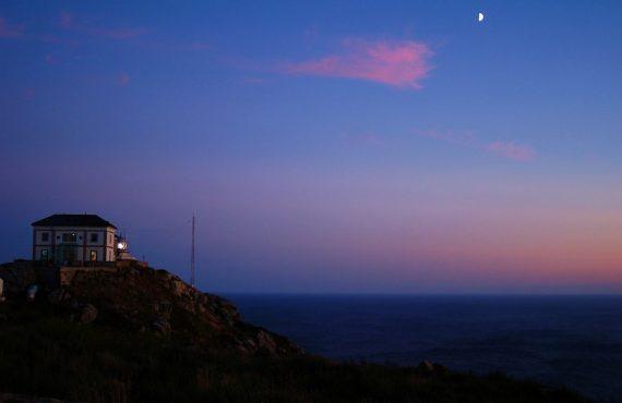 Sitios que ver en la ría de Corcubión