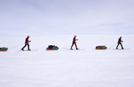 Aventura en el sur de Groenlandia