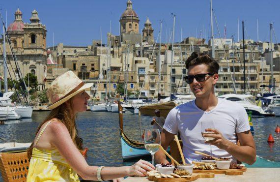 Dónde comer (bien) en Malta
