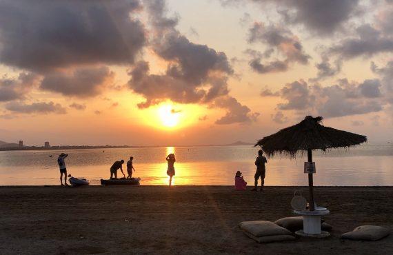 Los mejores chiringuitos de La Manga del Mar Menor 2020