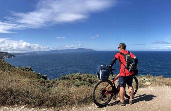 La rías Altas (Galicia) en bicicleta de montaña