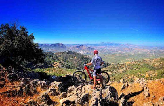 Cuatro rutas cicloturistas por la provincia de Jaén