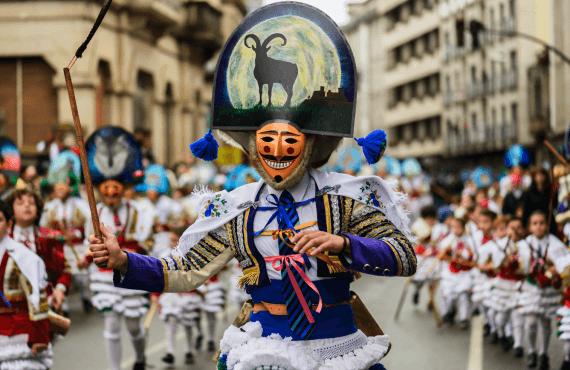 Los carnavales más originales de España