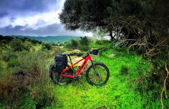 Cuatro rutas en bici de montaña por la sierra Norte de Sevilla