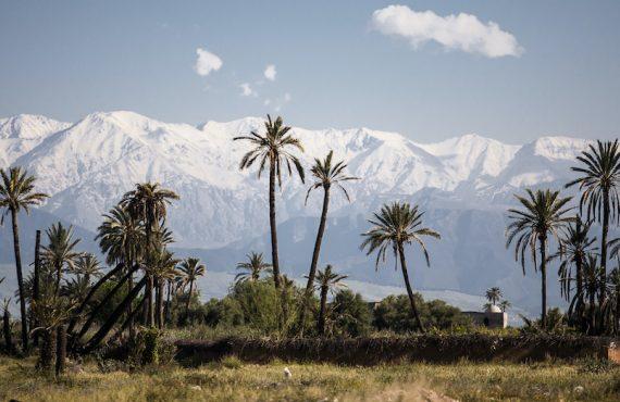 Marruecos, ruta de las Kasbahs y el Alto Atlas