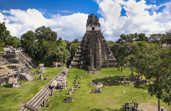 Guatemala en 12 pasos