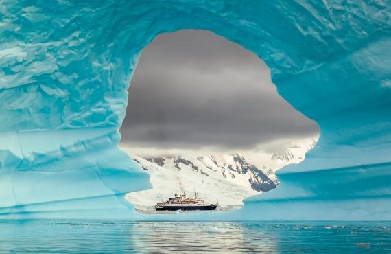 Las fotografías más impactantes de la Antártida