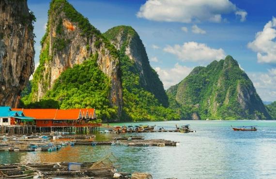 11 sitios alucinantes que ver en la costa de Tailandia