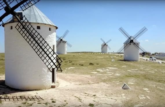 Ruta de don Quijote: La Mancha siguiendo al hidalgo caballero