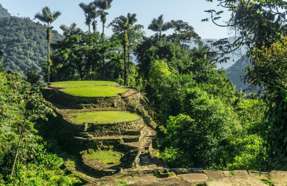 Trekking a la Ciudad Perdida Teyuna (Colombia)