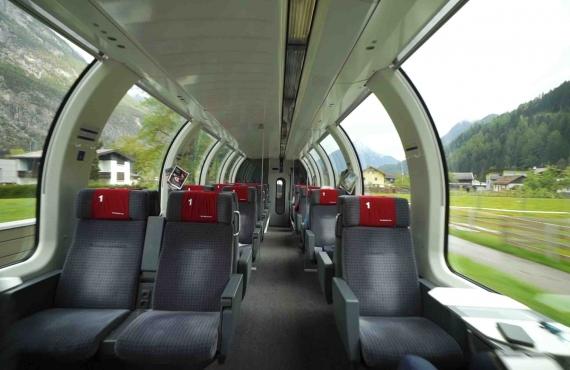 Cómo viajar por Austria a la carta usando el tren