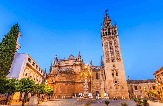 Las 15 catedrales más espectaculares de España