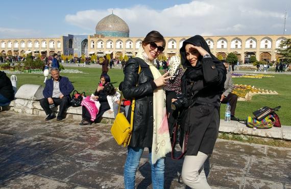 12 sitios que ver en un primer viaje a Irán