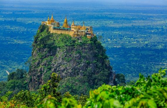 12 lugares sagrados para visitar una vez en la vida
