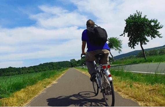 A pie y en bici por Baja Sajonia (Alemania)