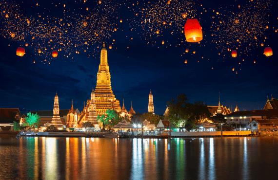 Bangkok para novatos