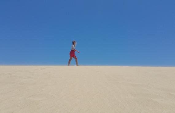 Fuerteventura, la isla de las playas infinitas