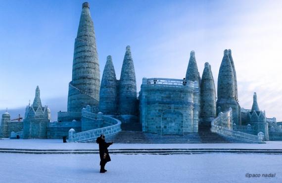 Harbin y el festival de esculturas de hielo más loco del mundo