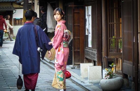 Sitios que no te puedes perder en una visita a Kioto