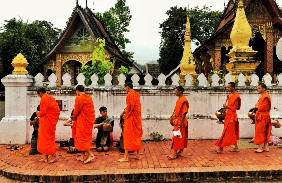 Qué ver en Luang Prabang (Laos)