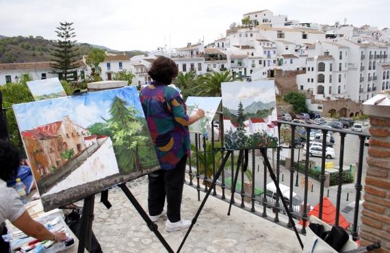 Qué ver en la Axarquía (Málaga)