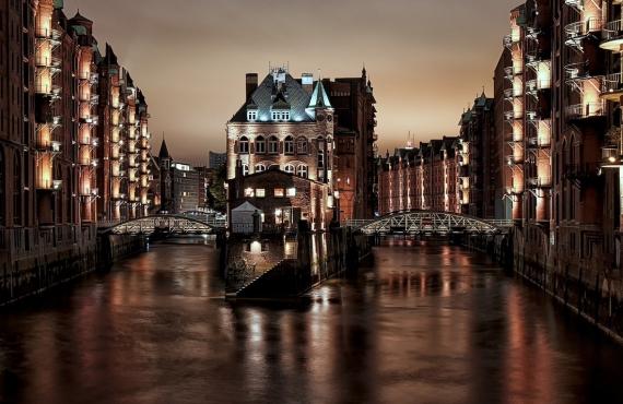 14 lugares imprescindibles de ver en Hamburgo