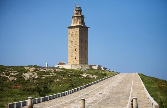 Sitios que ver en A Coruña
