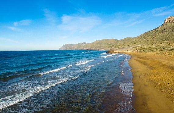 Las 10 mejores playas de la Región de Murcia