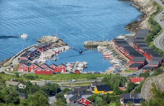 Qué ver en Bodø, la puerta del Ártico en Noruega